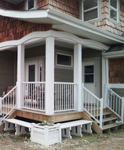 Tiling,  siding,  roofing,  flooring,  foundation,  etc