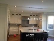 Home renovation bathroom kitchen basement