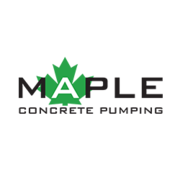 Concrete Trailer Pump - Maple Concrete Pumping