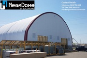 Contact Mega Dome for High-quality Fabric Cover Buildings