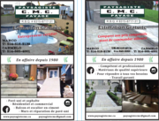 Landscaper/journalier/trabajador Pavé-uni